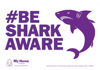 Be Shark Aware logo