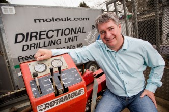 David Furlong of Mole Engineering