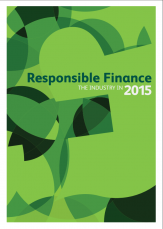 The responsible finance industry in 2015