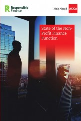 State of the Non-Profit Finance Function