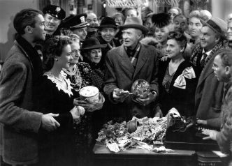 The final scene of 'It's a Wonderful Life'