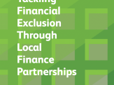 Report cover for Tackling Financial Exclusion