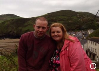 Claire and Kevin Richards