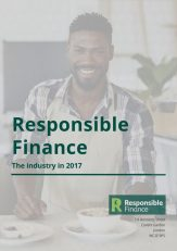 34% increase in customers of Responsible Finance providers